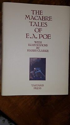 THE MACABRE TALES OF EDGAR ALLAN POE, 400 copies ONLY