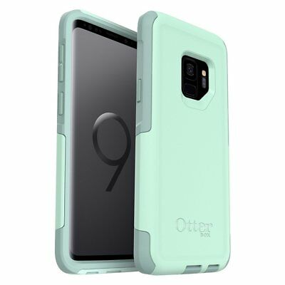 OtterBox COMMUTER SERIES Case for Samsung Galaxy S9, Ocean Way