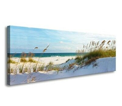 Wall Art Canvas Beach Nautical Ocean Framed Picture Home Decor Gift Hotel New