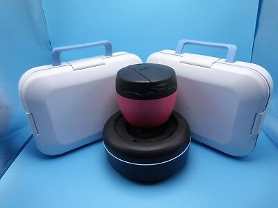 Aladdin portable lunch boxes and travel soup bowls bento boxes