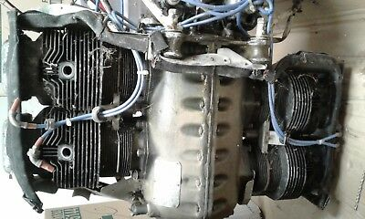 Continental 65HP aircraft engine