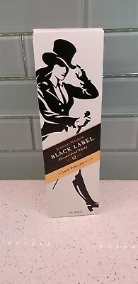 Johnnie Walker Limited Edition Jane Walker Collectible gift box and bottle
