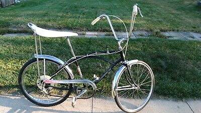 Sears Spyder MK-5 muscle banana seat bicycle  5speed