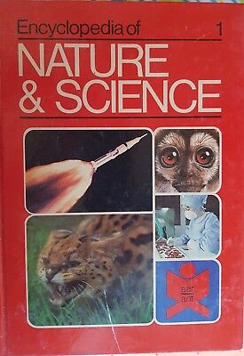 Encyclopedia of Nature and Science (1974) Complete Set