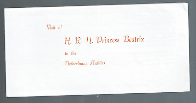 Collection of First Day Booklets from Postal Service of Netherlands Antilles