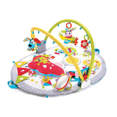 Yookidoo gymotion Lay To Sit-Up Baby Activity Play Mat Gym
