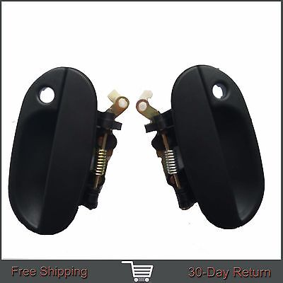 For 95-99 Hyundai Accent Outside Exterior Front Left Right Driver Door Handle