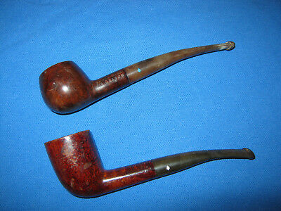 Vintage Dr Grabow Pipes Grand Duke Golden Duke one has issue