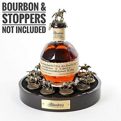 Blanton's  Bourbon Bottle Glorifier Display