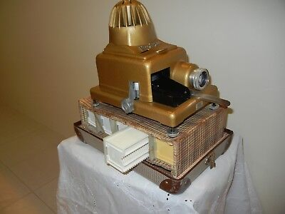 Slide Projector, Vintage/Antique, a Braun Paximat, made in Germany
