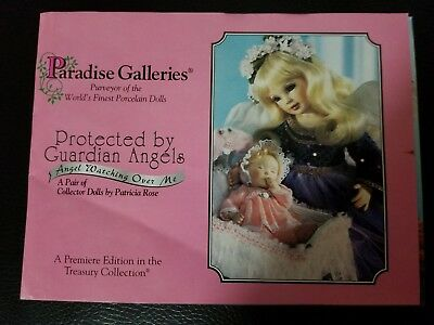 Paradise galleries doll, Protected By Guardian Angels, Angel Watching Over Me