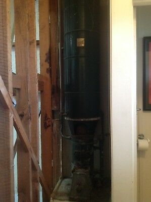 Antique Water Heater dating back to 1949