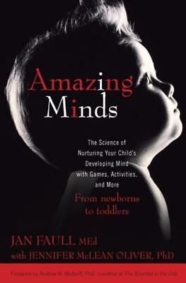 AMAZING MINDS: From Newborns to Toddlers : AU2-R1D : PB248 : USED