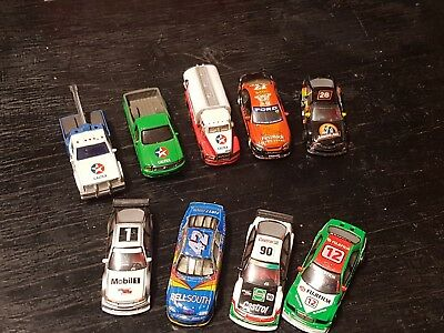 Collectable Toy Cars caltex castrol mobil