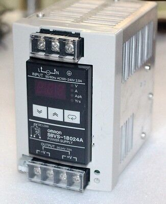 OMRON Switching power supply S8VS-18024A