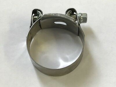 Exhaust Clamp for Suzuki GSF600 GSF1200 GSF650 GSF1250 Bandit ALL YEARS