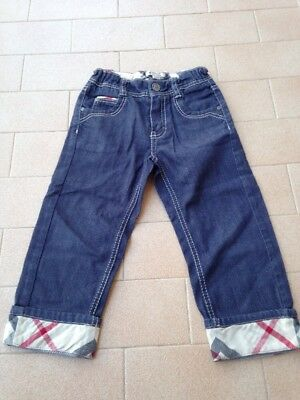 Jeans Bambino Burberry