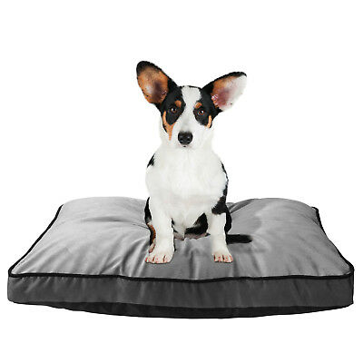 Super Soft Plush Dog Bed with Removable Washable Cover