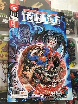 Batman/Wonder Woman/Superman: TRINIDAD nº 20