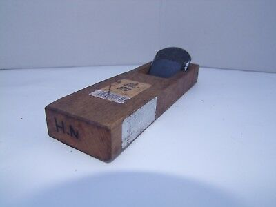 Japanese Block Plane 42mm blade Excellent condition almost ready to use