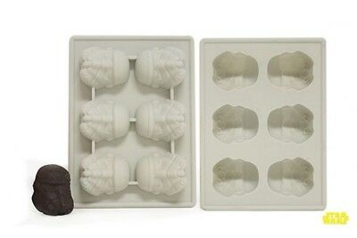 Star Wars Silicone Ice Cube Trays Chocolate Candy Cake Mold - Storm Trooper