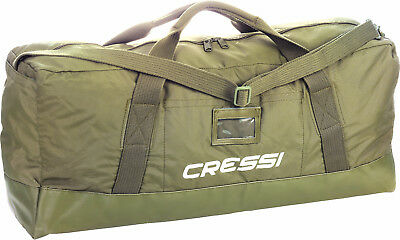 "Cressi ""Jungle""-Tauchtasche, groß, roomy, stabil, Duffle-Bag Free-Diving Apnoe"
