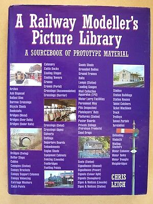 """""""a Railway Modeller's Picture Library."""" British Book"""