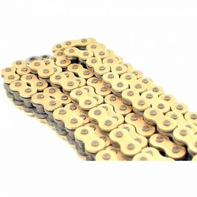 Gold O-Ring Motorcycle Drive Chain 530-110 Link High Quality Chain With Link