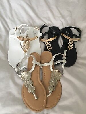 Bundle Of Sandals Size 5
