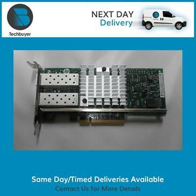 Hp Nc560Sfp 10Gb 2-Port Adapter - With Low Profile Brkt - 665249-B21