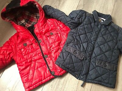 Boys Coat Bundle TED BAKER And NEXT 2-3