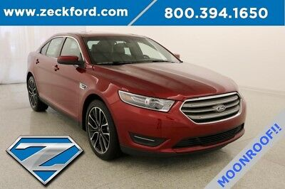 Ford Taurus SEL 3.5L V6 24V Automatic FWD Moonroof