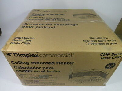 Dimplex CMH35A84CX Ceiling Mount Heater 3/4/5 KW 600V 60HZ 1/3 PH  USED