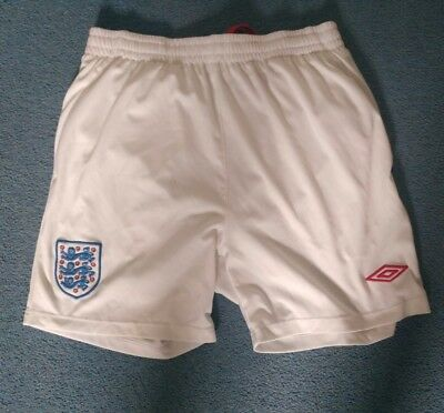 England Football Shorts