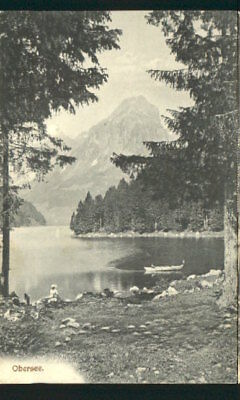 10548811 Naefels Naefels Obersee ungelaufen ca. 1910 Naefels