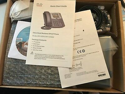 Brand New Cisco IP Phone SPA525G2