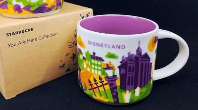 Disneyland New Orleans Square Starbucks Disney YAH Haunted Mansion Pirates Mug