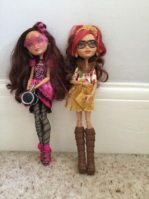 Mattel - Ever After High - Briar Beauty And Rosabella Beauty Dolls