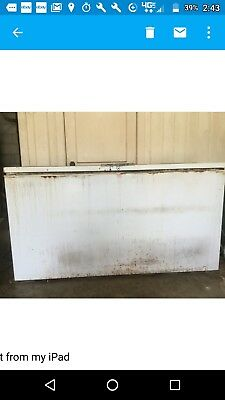 """62"""" Gibson Commercial Heavy Duty Chest Freezer - Used"""