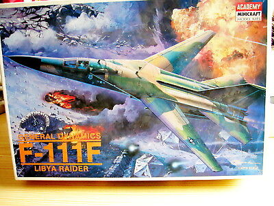 General Dynamics F-111 F LIBYA RAIDER in 1:48 von Academy