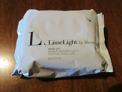 LimeLight By Alcone Makeup Remover Cloths