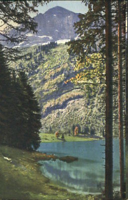 10548812 Naefels Naefels Obersee Rauti ungelaufen ca. 1910 Naefels
