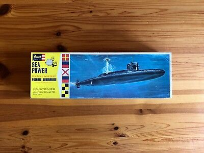 Sea Power Polaris Submarine George Washington von Revell