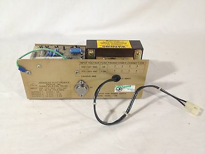 Advanced Electronics Design Floppy Disk Power Supply Model 00201