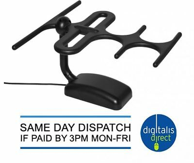 Indoor TV Aerial Maxview Truvision  Antenna / Freeview / Digital and HDTV Com...