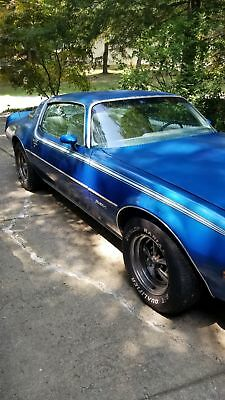 1978 Pontiac Firebird  All original sharp