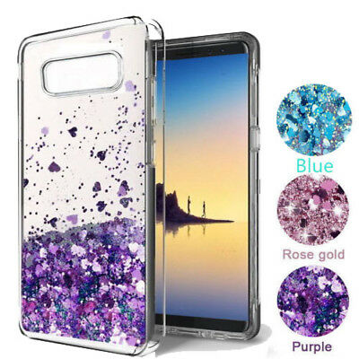 For Samsung Galaxy Note 9 / S9Plus Case Glitter Liquid Quicksand TPU Phone Cover