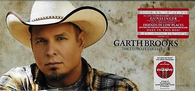 Garth Brooks The Ultimate Collection 10 disc box set - mfg sealed