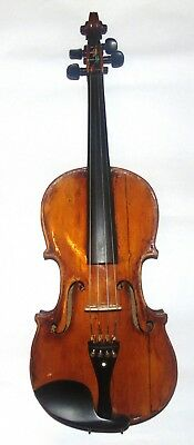 Antique  Probably  Scottish Fiddle -Bought from an old Scottish violin ist