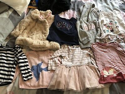 Girls Clothes Bundle- Gap, Next , M and S, Nutmeg And Tu